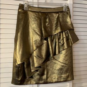 2b RYCH Gold Skirt